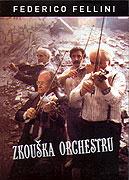 Zkouška orchestru - DVD - plast