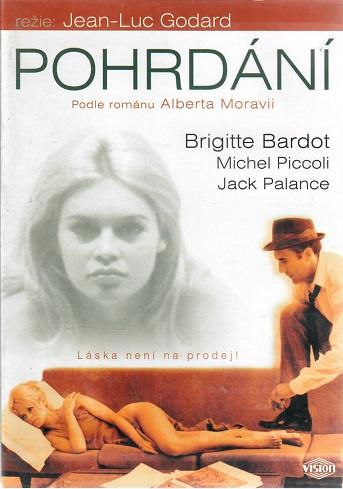 Pohrdání - DVD (originální znění s českými titulky )