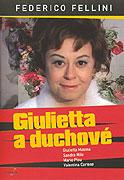 Giulietta a duchové - DVD (originální znění s českými titulky)