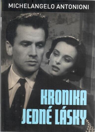 Kronika jedné lásky ( originální znění s CZ titulky ) - Plast DVD