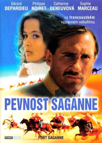 Pevnost Saganne - DVD
