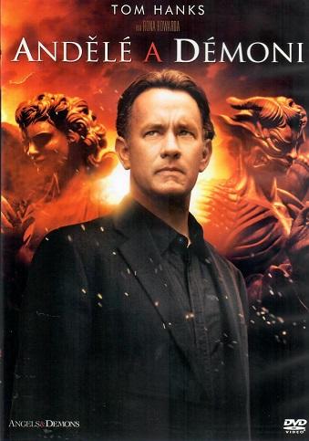 Andělé a démoni ( plast ) - DVD