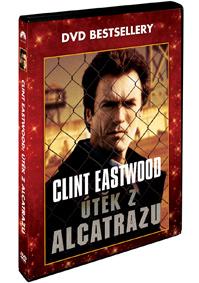 Útěk z Alcatrazu DVD - DVD bestsellery
