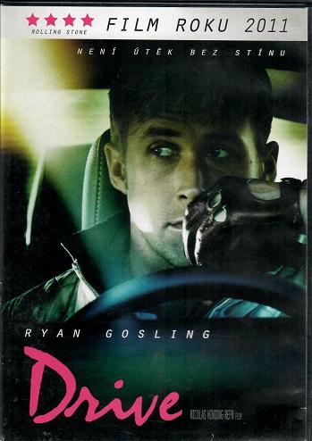 Drive - DVD plast