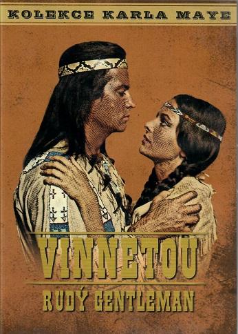 Vinnetou - Rudý gentleman ( Plast ) - DVD