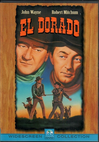 EL Dorado ( originální znění s CZ titulky ) - DVD