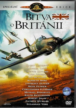 Bitva o Británii/ Battle of Britain 2 DVD ( originální znění, CZ titulky ) - DVD