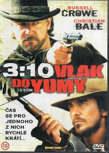 3:10 Vlak do Yumi ( Plast ) - DVD