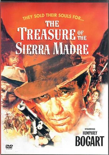 The treasure of the Sierra Madre / Poklad na Sierra Madre ( originální znění s CZ titulky ) - DVD