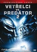 Vetřelci vs Predátor 2 - DVD plast
