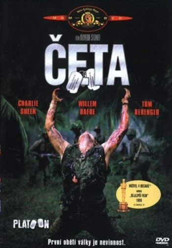 Četa - DVD plast
