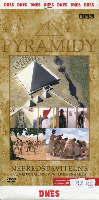 Pyramidy - DVD