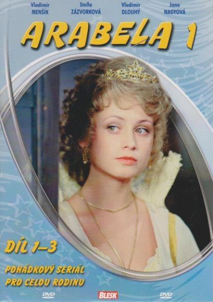 Arabela 1 - DVD