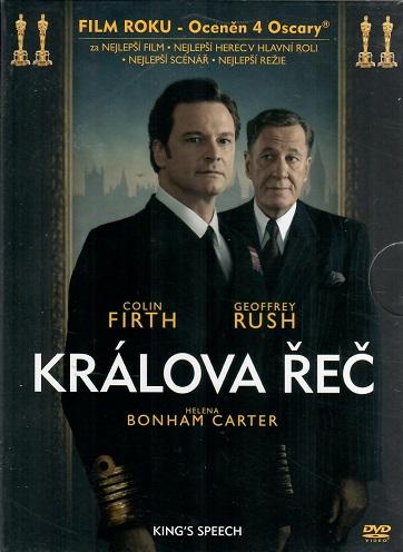 Králova řeč ( digipack ) DVD