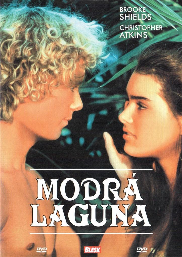 Modrá laguna - DVD pošetka