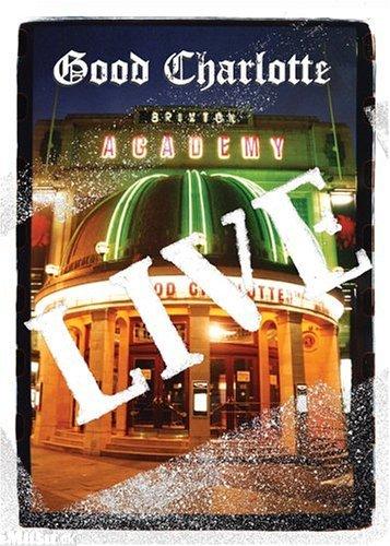 Good Charlotte - Live At Brixton Academy - DVD