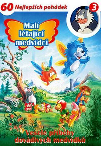 Malí létající medvídci 3 - DVD