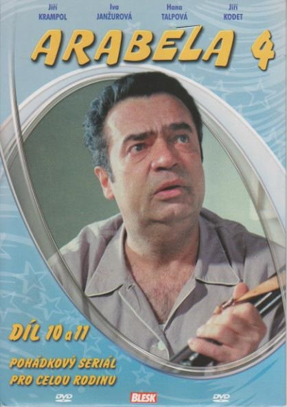 Arabela 4 - DVD