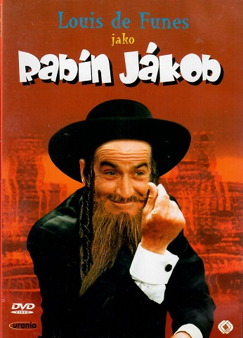 Rabín Jákob ( pošetka ) - DVD