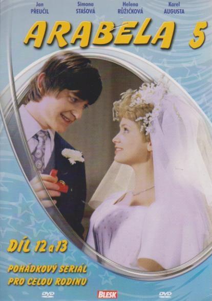 Arabela 5 - DVD