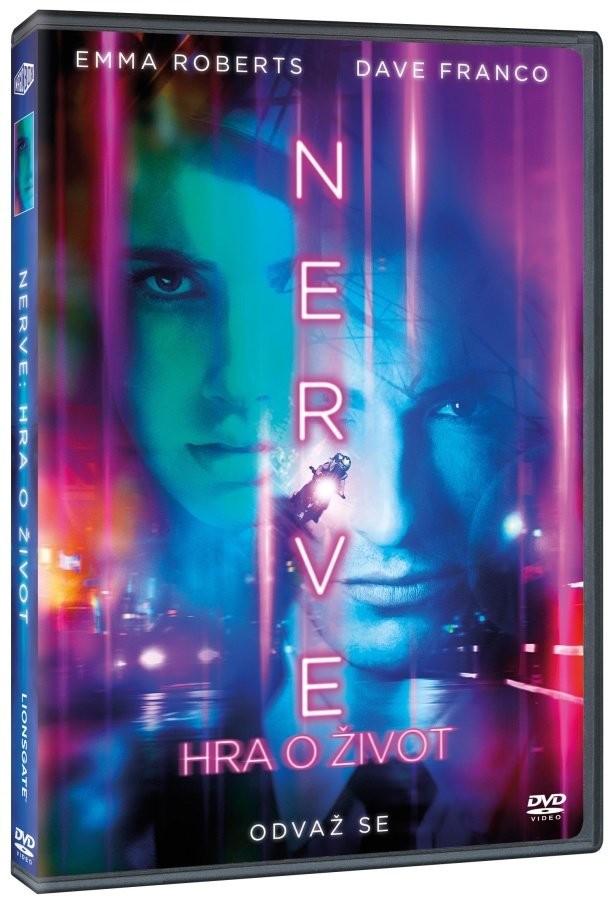 Nerve hra o život - DVD plast