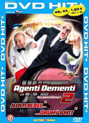 Agenti dementi 2 - DVD