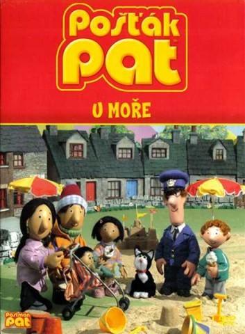 Pošťák Pat - U moře - DVD Digipack