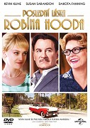 Poslední láska Robina Hooda - DVD plast