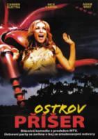 Ostrov příšer - DVD pošetka