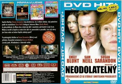 Neodolatelný ( pošetka ) DVD