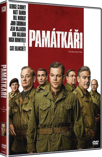 Památkáři - DVD Plast