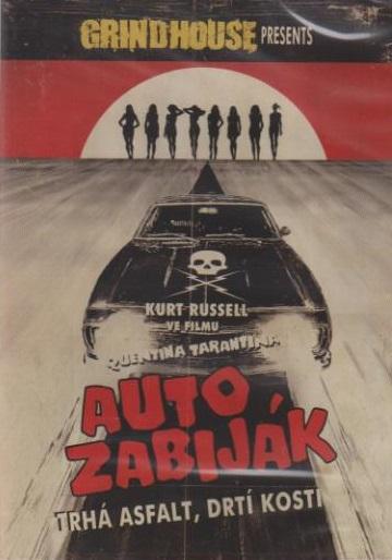 Auto zabiják ( papírový obal) DVD