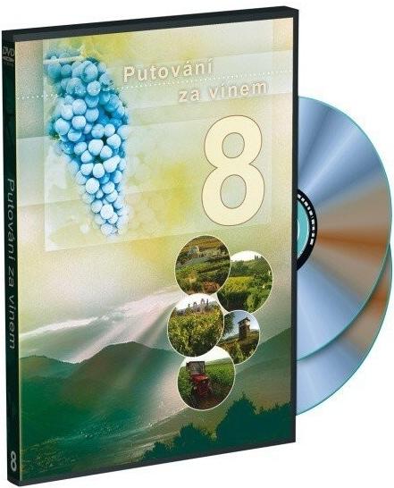 Putování za vínem 8 - DVD plast