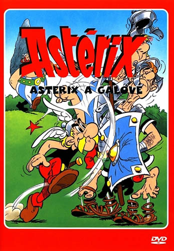 Asterix a Galové - DVD