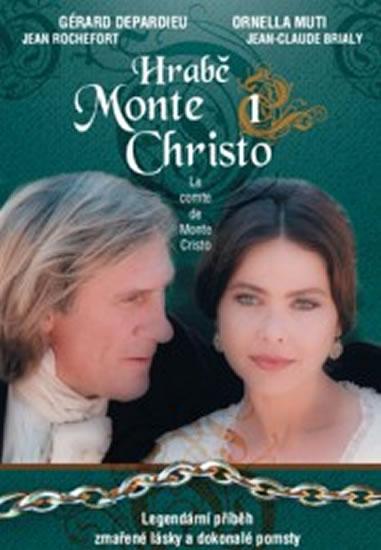 Hrabě Monte Christo 1 - DVD