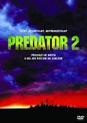 Predator 2 - DVD plast