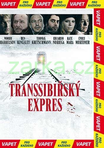 Transsibiřský expres - DVD