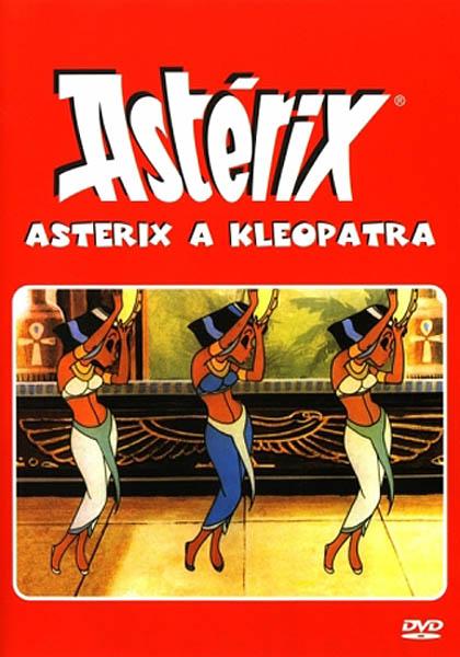 Asterix a Kleopatra - DVD - pošetka
