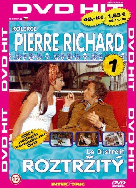 Roztržitý - DVD