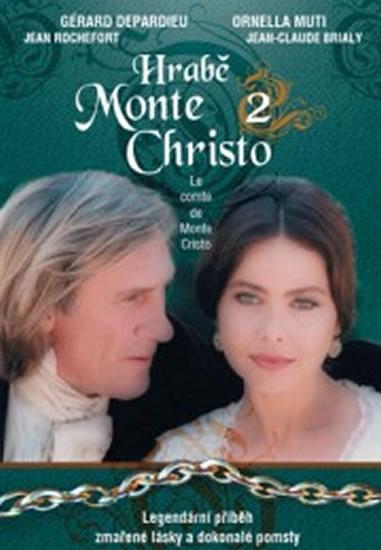 Hrabě Monte Christo 2 - DVD