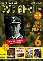 Revue Speciál 6 - Nej Military filmy na DVD - 5x DVD