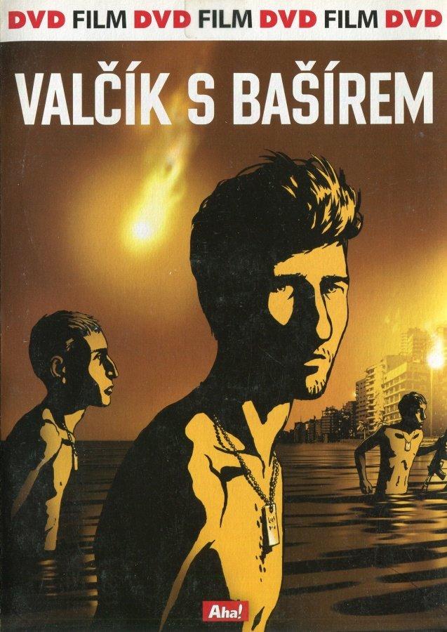 Valčík s Bašírem - DVD