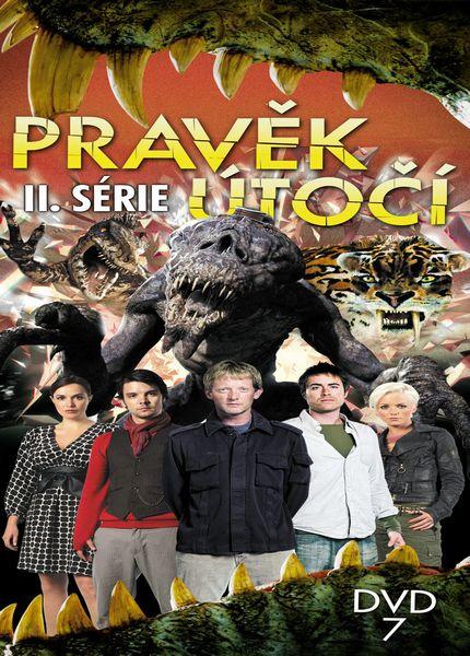 Pravěk útočí II 7 - DVD
