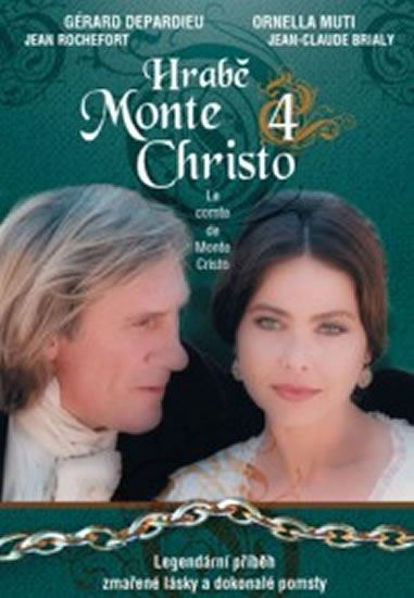 Hrabě Monte Christo 4 - DVD