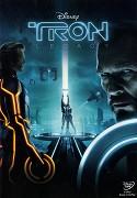 Tron Legacy DVD plast