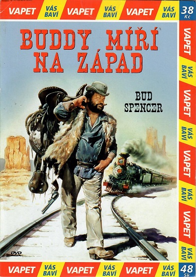 Buddy míří na západ ( pošetka ) - DVD