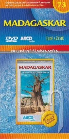 Nejkrásnější místa světa 73- Madagaskar - DVD