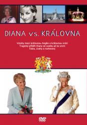Diana vs. Královna - DVD