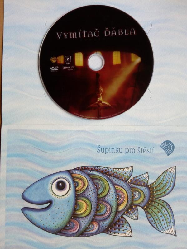 Vymítač ďábla: Zrození (dárková obálka) DVD