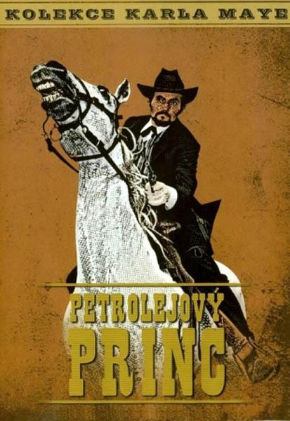 Karel May - Petrolejový princ - DVD